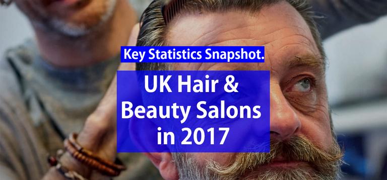 обзор рынка салонов красоты в Великобритании